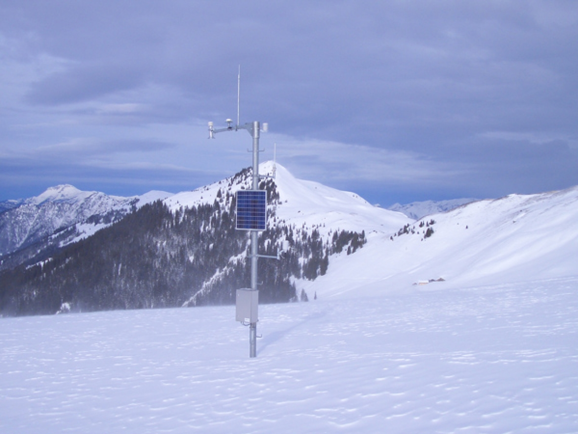 Monitoring Network Avalanche Warning Services