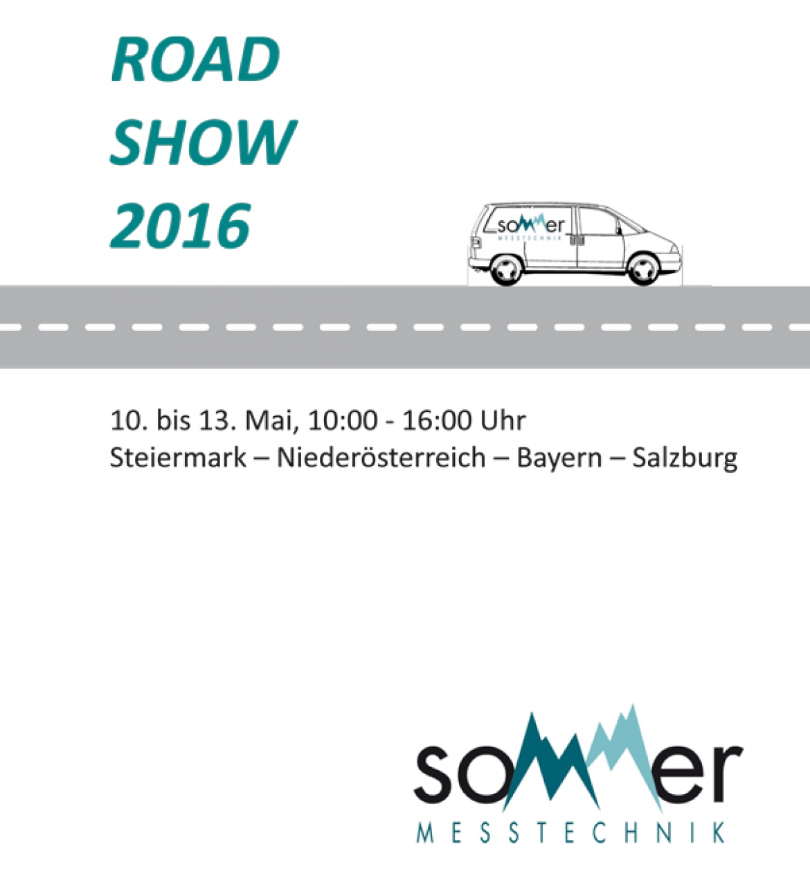 SOMMER Road Show 2016